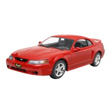 Monogram 1999 Mustang SVT Cobra Model Kit