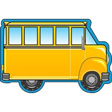 Notepad Large School Bus