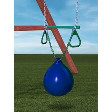 Buoy Ball withTrapeze Bar Accessory