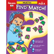 Find The Match Math Gr Pk-k