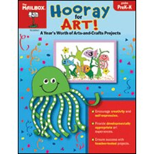 Hooray For Art Gr Prek-k