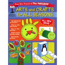 Seasonal Arts & Crafts Gr Prek-k