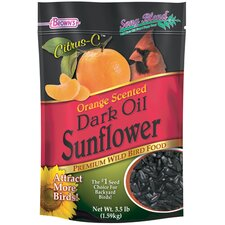 Citrus-C Premium Wild Bird Dark Oil Sunflower Seeds