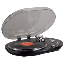 Oval USB Turntable