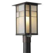 Tango 1 Light Outdoor Post Lantern