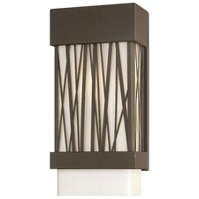 Bahia 1 Light Outdoor Wall Light
