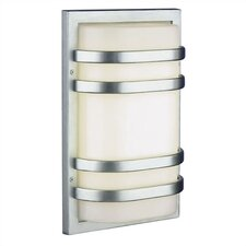 Westport Outdoor Wall Fixture in Vista Silver - Engery Smart