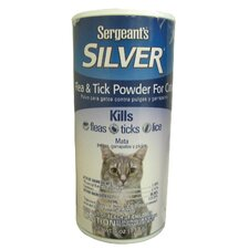 Silver Flea and Tick Powder