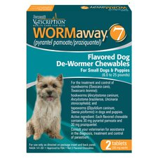Wormaway for Small Dogs