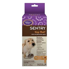 Sentry Stop That! Noise and Pheromone Dog Spray