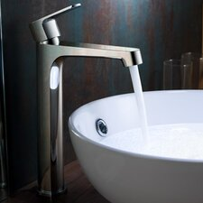 Gravina Single Handle Deck Mount Vessel Faucet