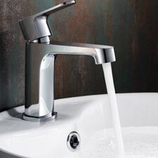 Gravina Single Handle Deck Mount Vanity Faucet