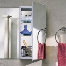 "A Series 12"" Mirrored Medicine Cabinet"
