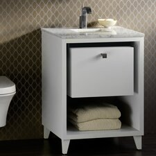 "Equility 24"" Bathroom Vanity Set with Undermount Sink"