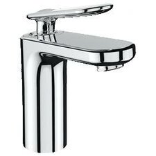 Veris Centerset Bathroom Faucet with Double Lever Handles
