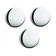 Geneva Handle Cap (Set of 3)