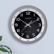 La Crosse Technology WWVB Chapter Ring Wall Analog Clock