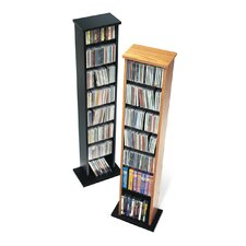 Floor Media Multimedia Storage Rack