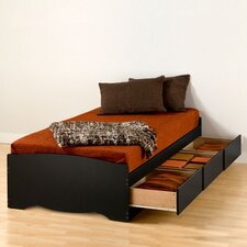 Sonoma Twin XL Platform Storage Bed