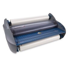 "Roll Laminator,27""W,12' per Min,w/Trimmer,2 Settings,BEGY"