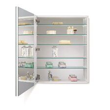 Metro Beveled Trim Cabinet with 170 Degree Concealed Hinges in Rust Resistant