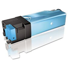 40066 Compatible High-Yield Toner, 2000 Page-Yield, Cyan