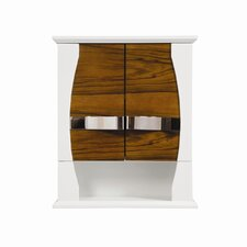 "Natasha 22"" x 9"" x 26"" Bathroom Wall Cabinet"