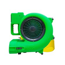 """Daisy Chainable"" Air Mover / Blower and Dryer in Green"