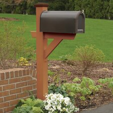highwood® Hazleton mailbox post