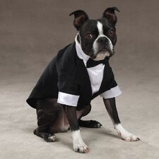 Yappily Ever After Groom Dog Tuxedo