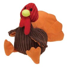 Goofy Gobbler Turkey Dog Toy