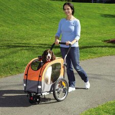 Cross-Trainer Pet Stroller Flash