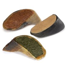 Filled Hooves Dog Treat (2-Pack)