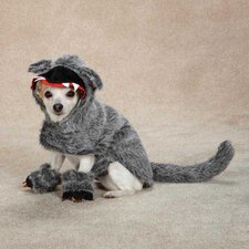 Big Bad Woof Dog Costume
