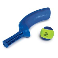 Easy Thrower Dog Toy in Blue