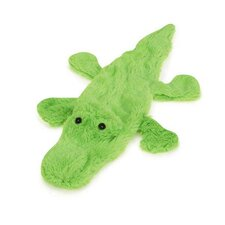 Predator Unstuffies Waterbottle Holder Alligator Dog Toy