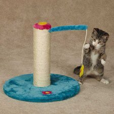 Blooming Brights Sisal Cat Scratching Post
