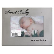 Sweet Baby Picture Frame