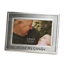 Me and My Grandpa Picture Frame