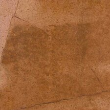 "Select 18"" x 18"" Porcelain Tile with Interlocking Tray in Red Rock"