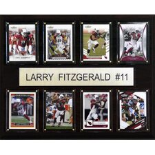 NFL 8 Card Plaque