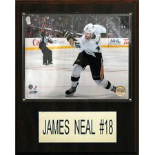NHL Player Plaque