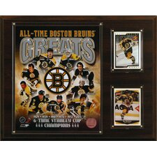 NHL All-Time Greats Photo Plaque