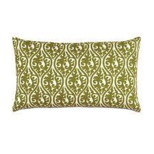 Serena Aniston Leaf Accent Pillow