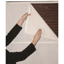 Privacy Energy Efficient Liner Single Panel with Hardware