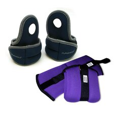 Ankle and Wrist Weight Kit in Navy