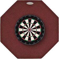 "Original 36"" Octagonal Backboard in Burgundy"