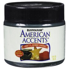 American Accents® Hunt Club Green Craft and Hobby Brush Enamel Paint