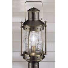 Seafarer 1 Light Outdoor Post Lantern