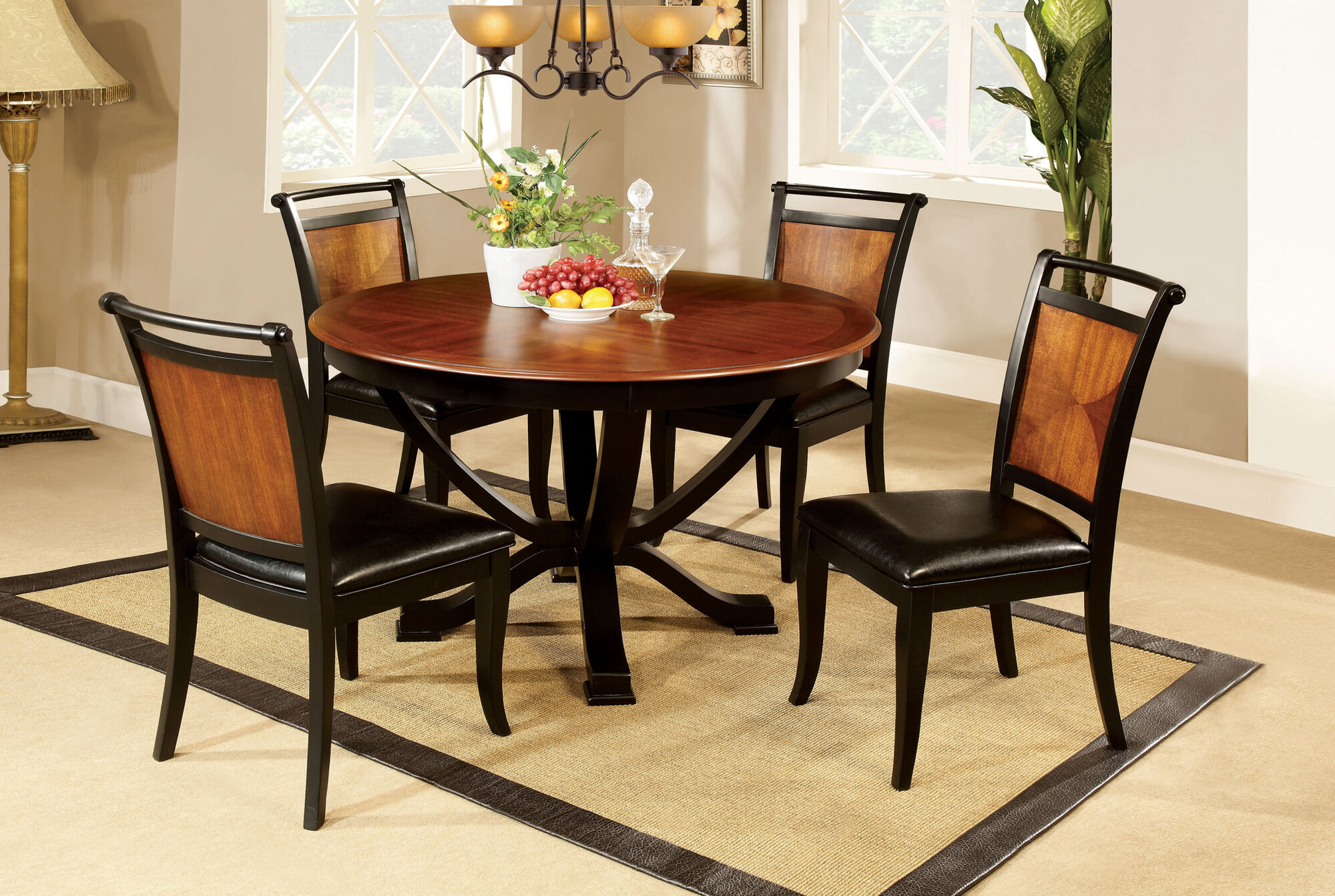 Buy Now Pay Later Hokku Designs Exquisite 5 Piece Dining Set
